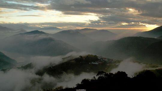 戶外景觀 相片來源:清境民宿-觀湖四季渡假山莊