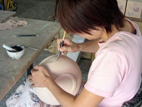 玩陶體驗 相片來源:墾丁民宿~寶島窯民宿