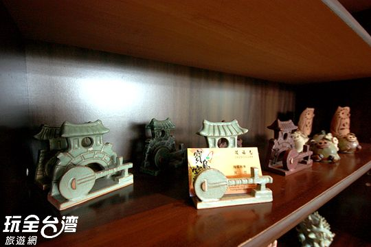 展覽室 相片來源:墾丁民宿~寶島窯民宿