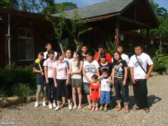 重機械家族 相片來源:九族民宿渡假小屋