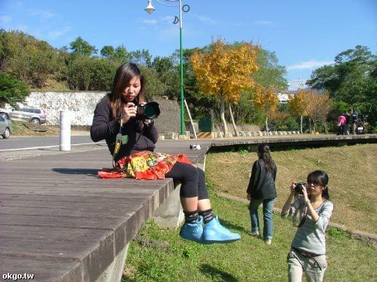 香港郭小姐自助遊 相片來源:九族民宿渡假小屋