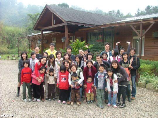 高雄長庚醫護家庭 相片來源:九族民宿渡假小屋