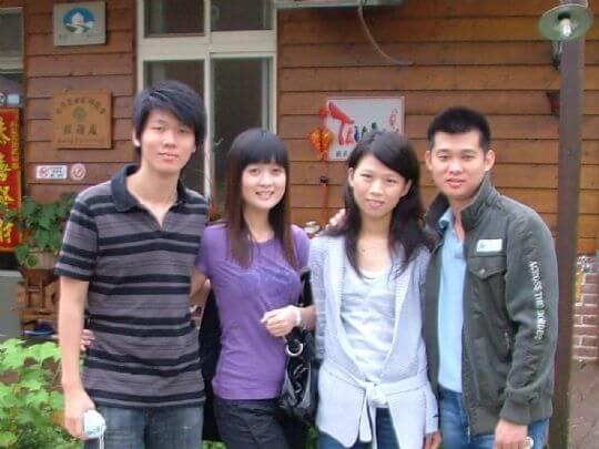 旅客足跡 相片來源:九族民宿渡假小屋