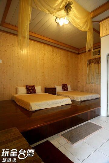 香菇館-溫馨和室四人套房 相片來源:九族民宿渡假小屋