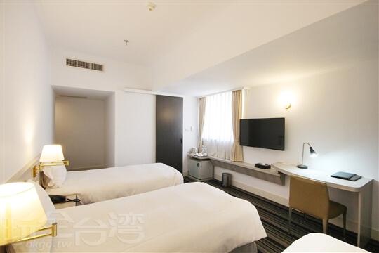 三人房(三小床) 相片來源:新朝代飯店