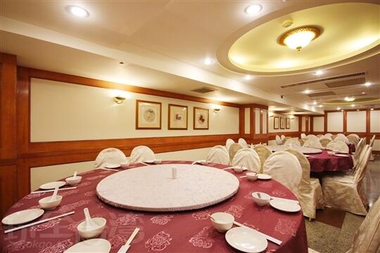 包廂 相片來源:新朝代飯店
