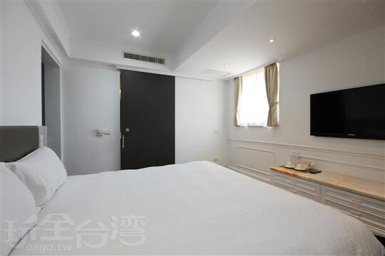 套房(一房一廳) 相片來源:新朝代飯店