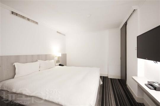 無窗房 相片來源:新朝代飯店