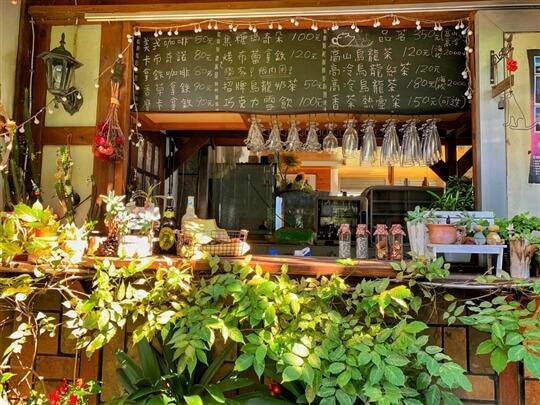 咖啡吧 相片來源:清境天祥景觀民宿
