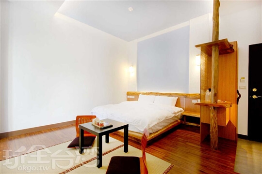B28原木日式景觀套房