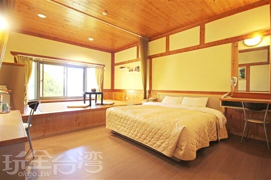 B11和風日式景觀套房