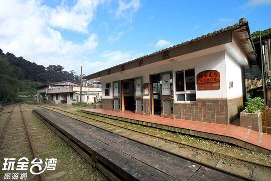 水社寮車站
