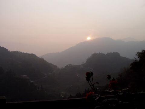 日出雲海夕陽 相片來源:瑞里茶壺民宿
