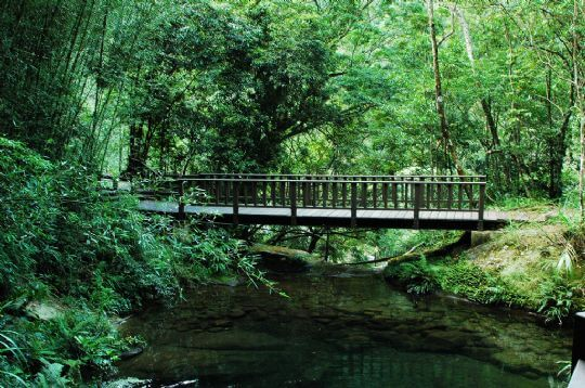 圓潭溪生態公園 相片來源:瑞里茶壺民宿