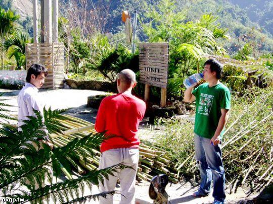 改造篇-2010/1/15-17 相片來源:瑞里幼葉的林民宿