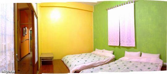 改造後房間 相片來源:瑞里幼葉的林民宿