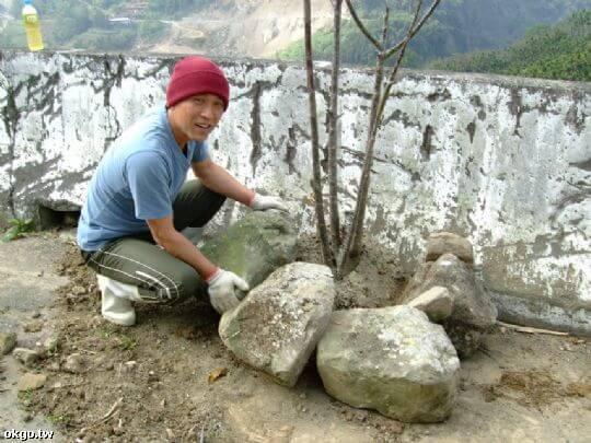 改造工作篇 相片來源:瑞里幼葉的林民宿