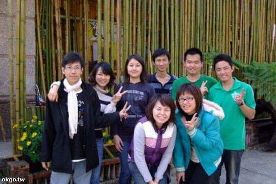 與客合影 相片來源:瑞里幼葉的林民宿
