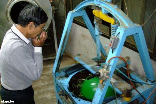 瑞里-四季春荼製作過程 相片來源:瑞里幼葉的林民宿