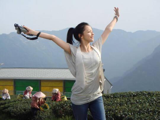 徐若萱 相片來源:竹山天梯山林瓦舍民宿
