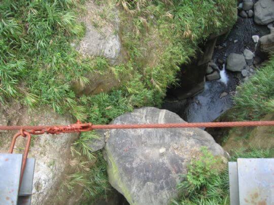 飛來石 相片來源:竹山天梯山林瓦舍民宿