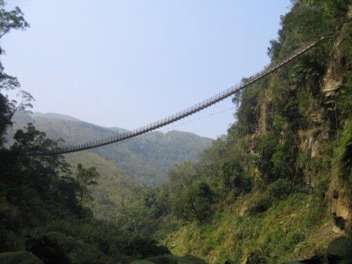 天梯 相片來源:竹山天梯山林瓦舍民宿