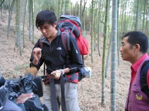 台灣全記錄 相片來源:竹山天梯山林瓦舍民宿