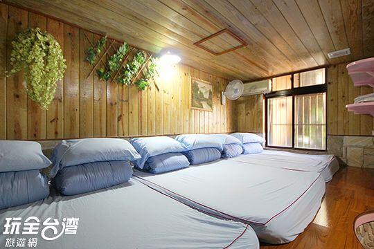 日式和風湯屋6人套房