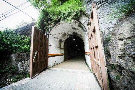 *巴陵雙橋 相片來源:拉拉山北橫貫下巴陵溫泉山莊