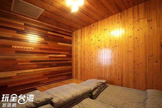 獨棟12人木屋