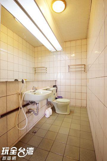 和室套房-衛浴
