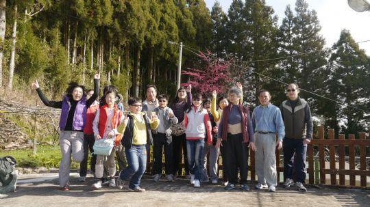 訪客回憶錄 相片來源:拉拉山民宿‧桃花源農莊