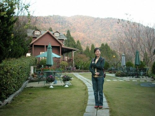 蘇清波 相片來源:拉拉山觀雲休憩農莊