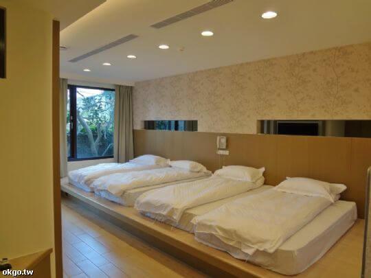 105號四人房床可加2床升格為6人房