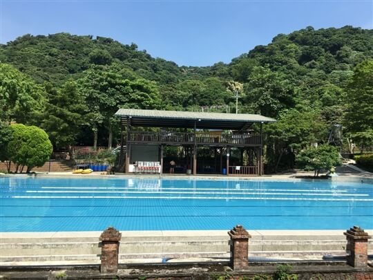 標準池 相片來源:淡水淡江農場