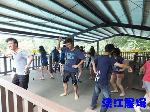 相片來源:淡水淡江農場