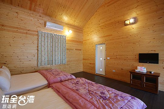 景觀六人房  價格3500元 過年價格4000元