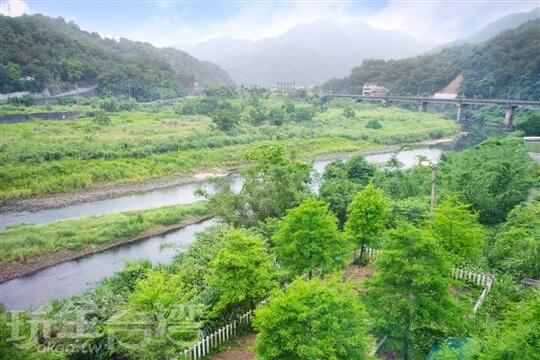 相片來源:十分寮天燈民宿福隆民宿(雙禾庭園民宿)