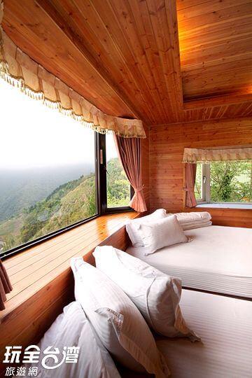 六人景觀木屋
