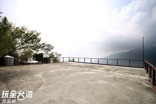農場停車場 相片來源:拉拉山佳儂景觀休憩農場