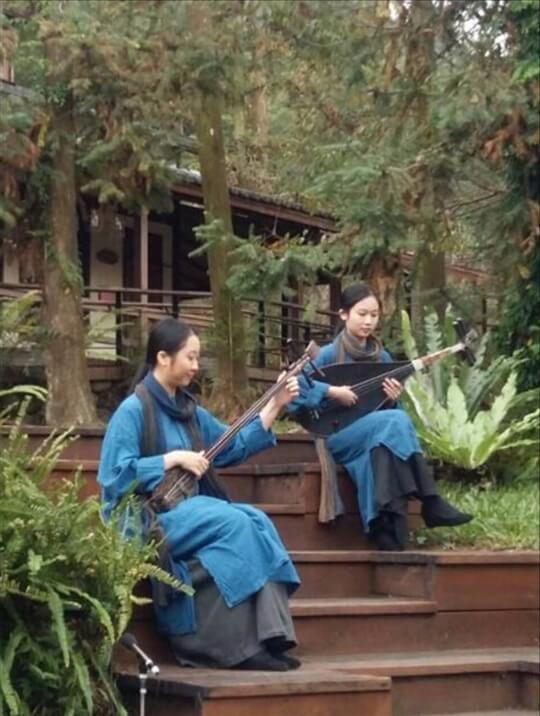 內湖國小南管音樂會 相片來源:溪頭荳田町民宿-官方網站