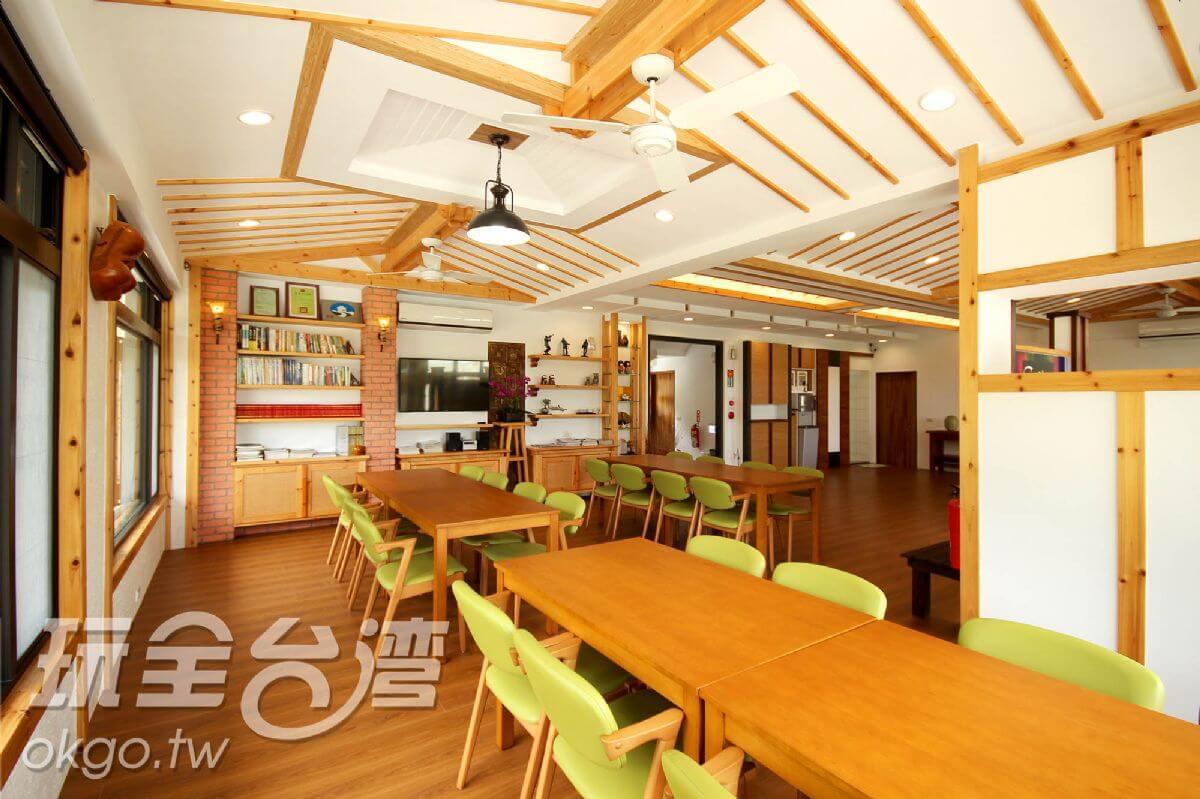 用餐區、交誼廳