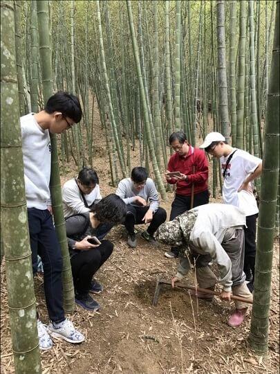 荳田町兩天一宿深度生態春之旅。