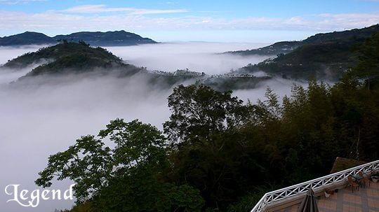 雲瀑美景 相片來源:瑞里麗景民宿
