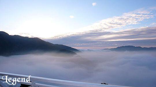 美得讓人窒息的雲海景觀 相片來源:瑞里麗景民宿