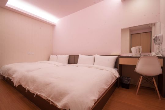 Heart-warming Family Room Photo source:Tainan.Lai Chi Te Hotel