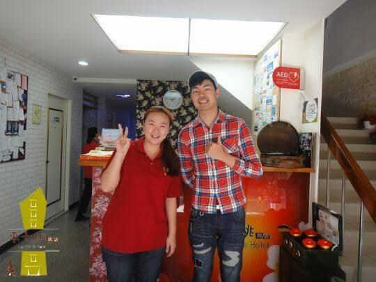 TV report  Photo source:Tainan.Lai Chi Te Hotel