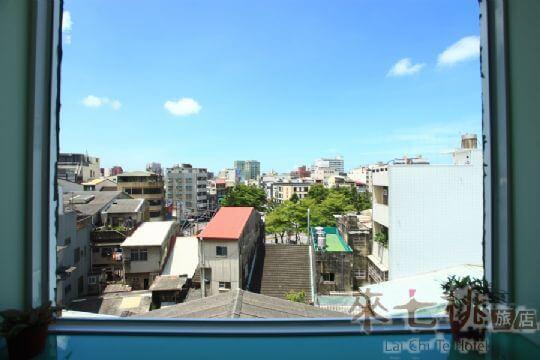 七樓七桃廳 相片來源:台南來七桃旅店