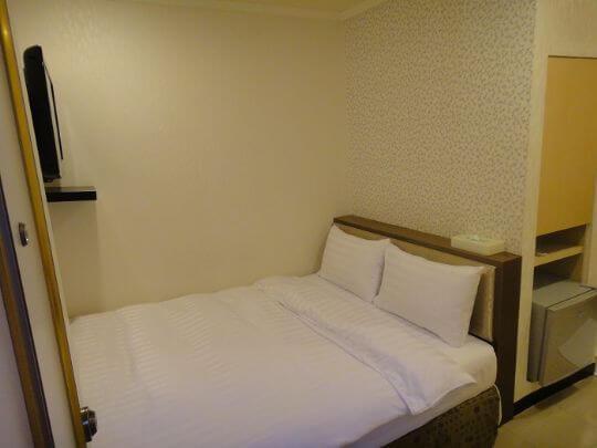 復古雙人房 相片來源:台南來七桃旅店