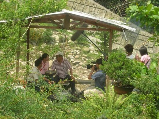 食在好味道節目專訪-2007年5月八大電視台食在好味道節目主持人脫線專訪本店 相片來源:新社橄欖樹夢想園地【官方網站】